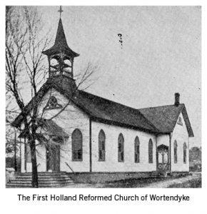 Church building c1880.