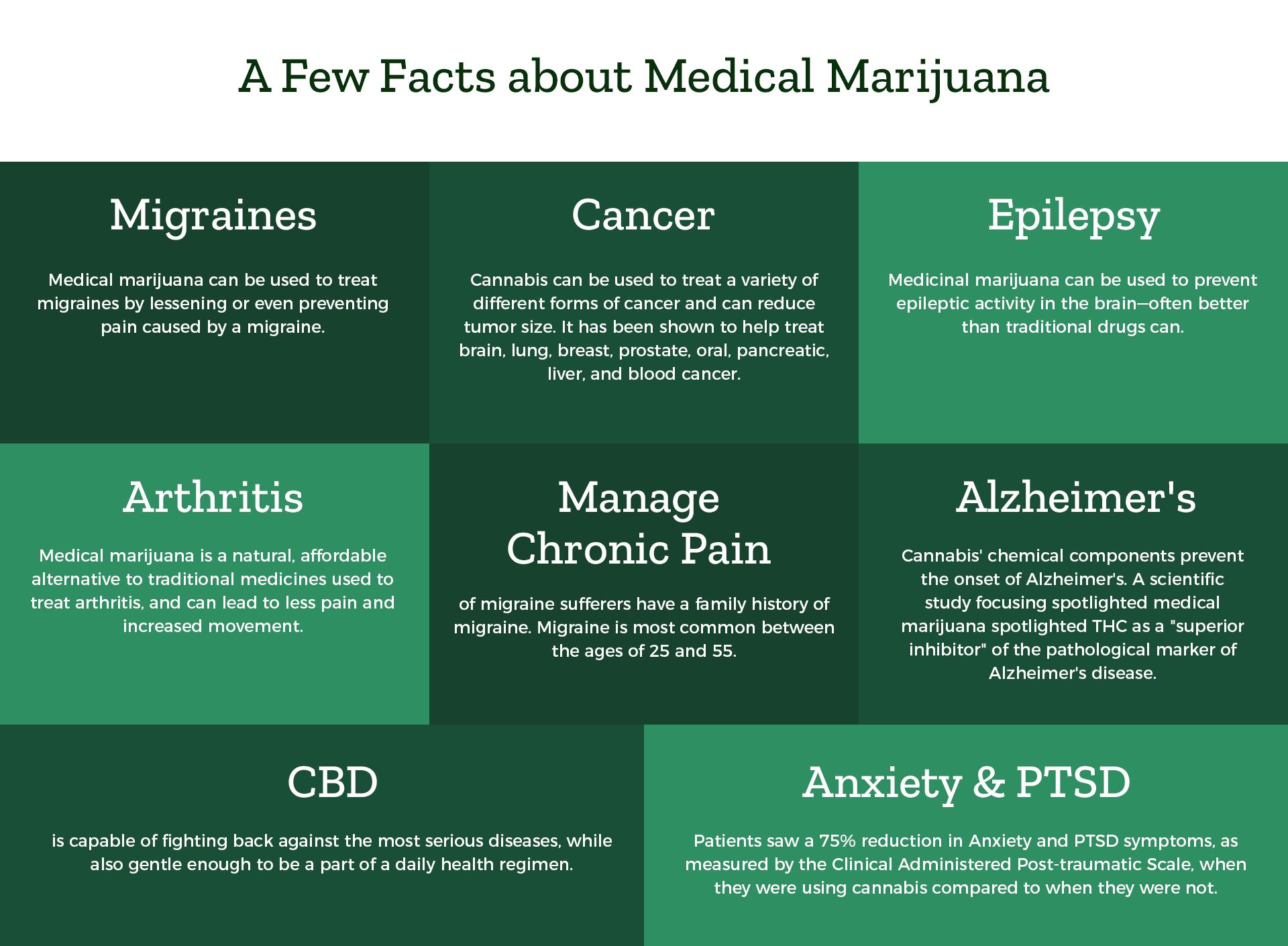 Medical Marijuana Fact Sheet