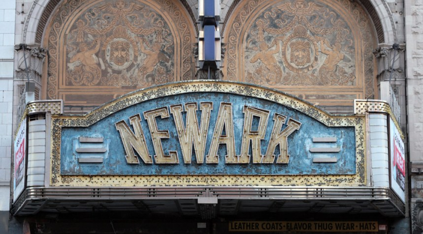 Jewels of Newark: The Old Paramount Theater