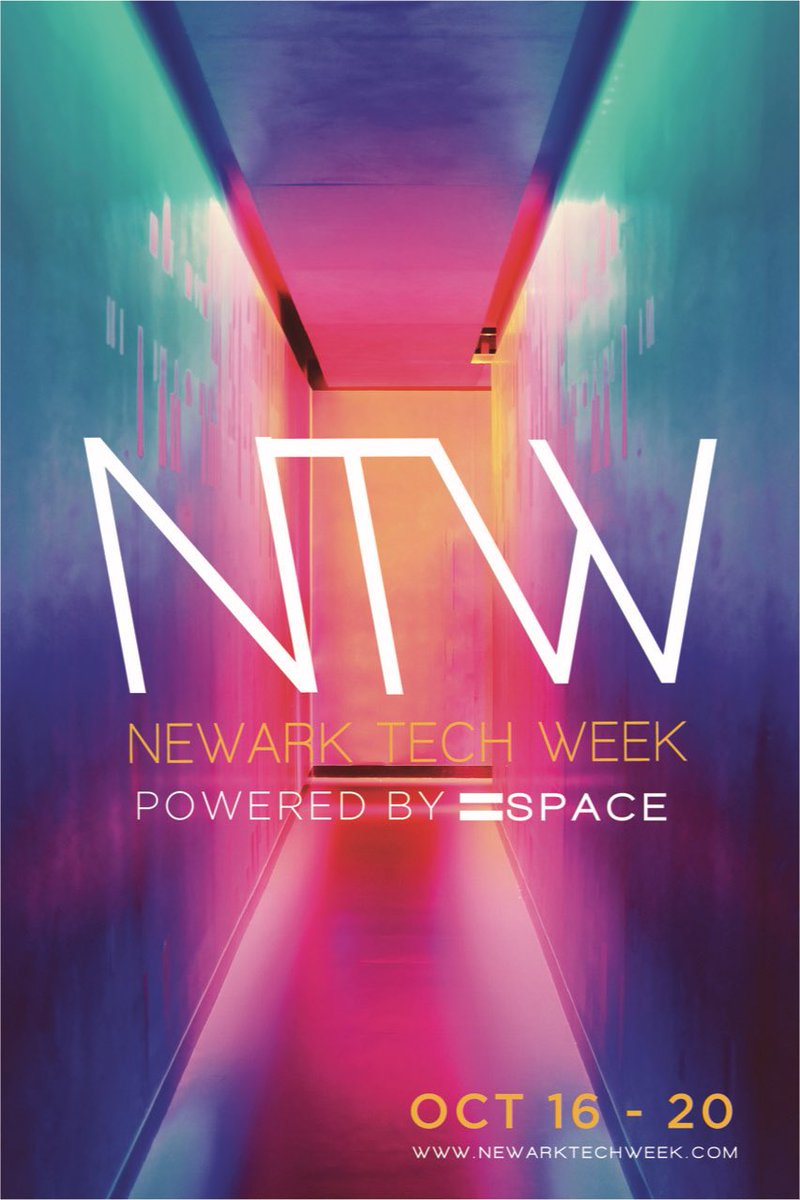Newark Tech Week Initiative: City-Wide Celebration of Technology