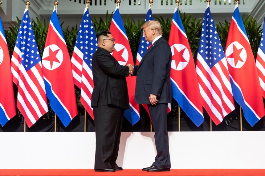 Trump-Kim Summit End Without a Deal