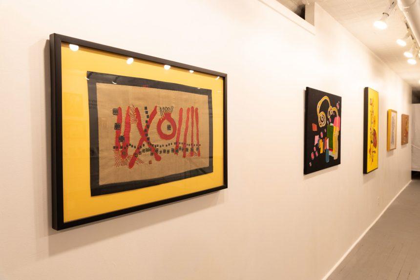 New Gallery Aferro Exhibitions Open