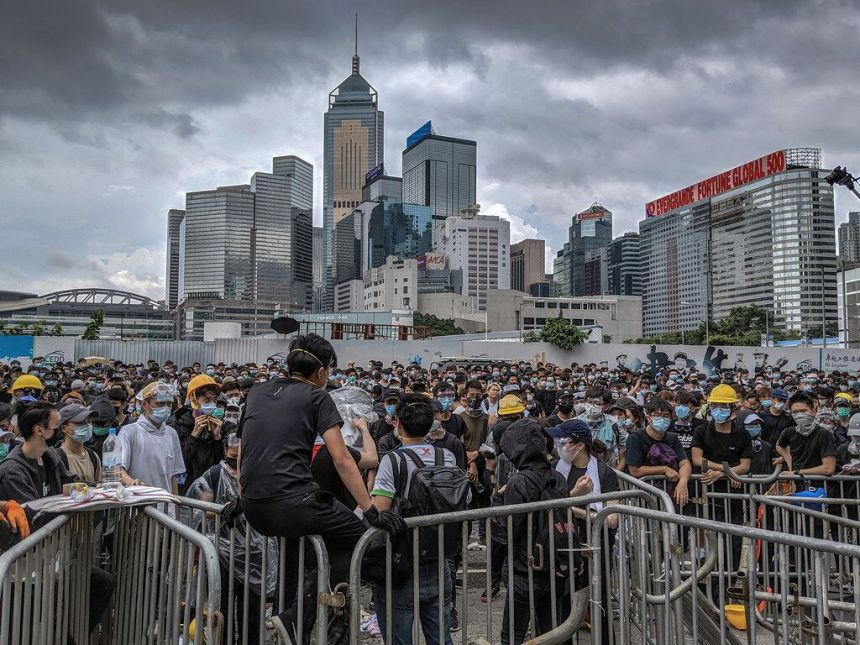 Hong Kong Street Protests Curb Study Abroad Experience for NJIT Students