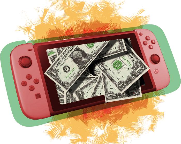 Super Cash Bros. Why is Zelda still $59.99?