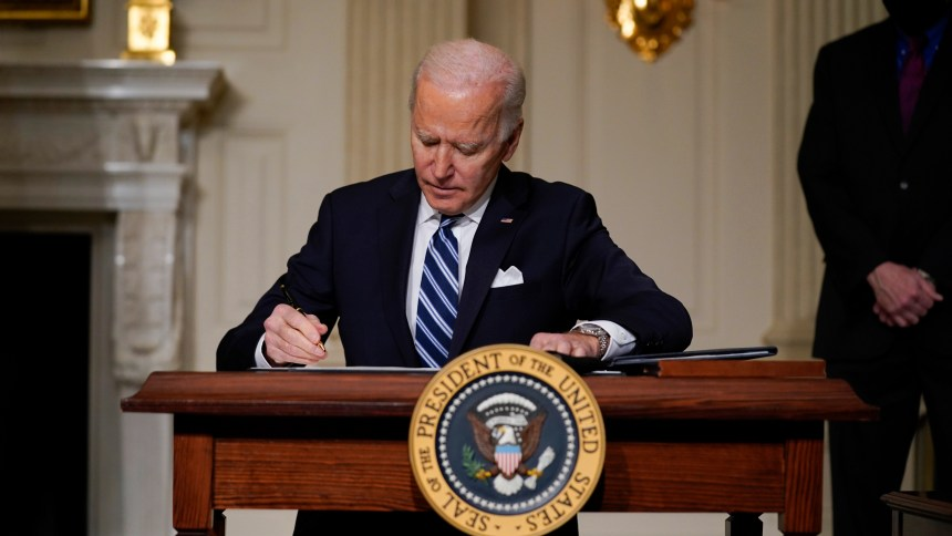 How President Biden's Executive Orders will Affect New Jersey