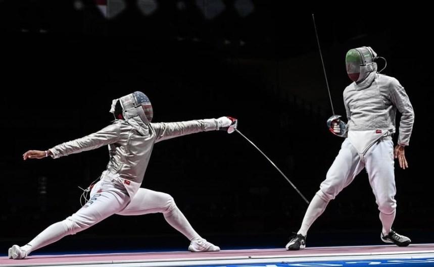 Khalil Thompson: An Olympic Highlander