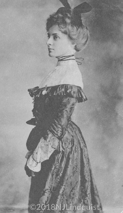 Olive MacDonald age 17
