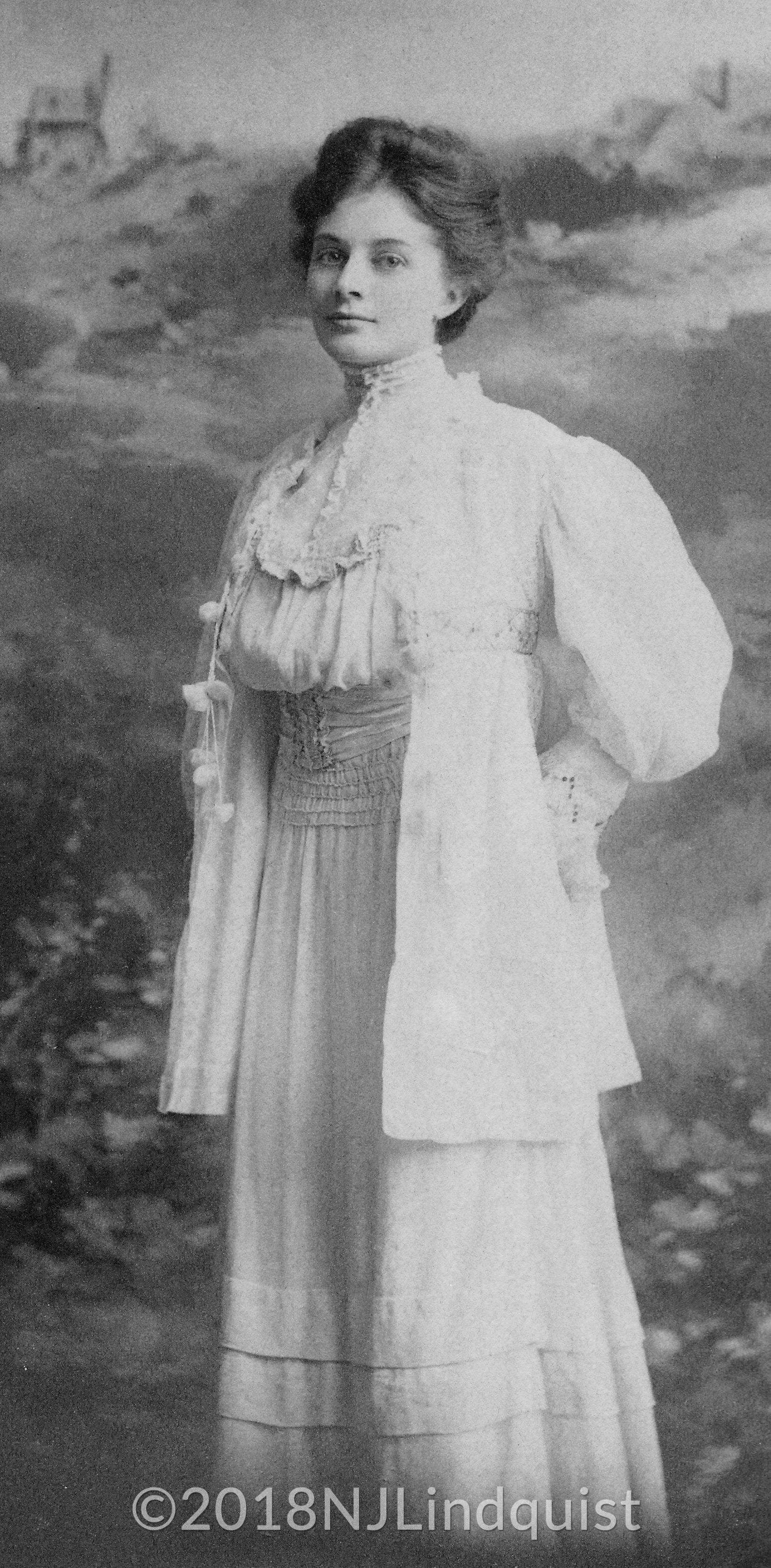 Olive MacDonald age 20
