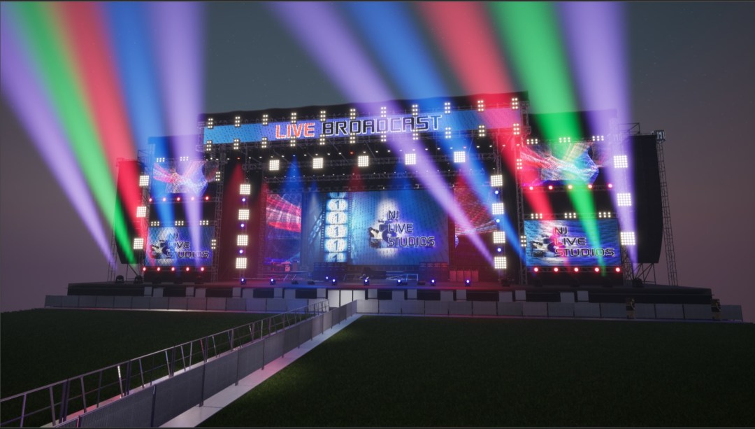 Festival Performance Stage
