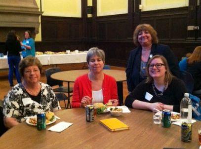 Members enjoying the 2013 Annual Meeting