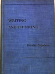 writing thinking