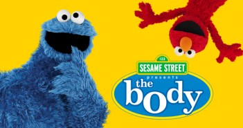 sesame street the body