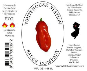 Zavory Hot Sauce