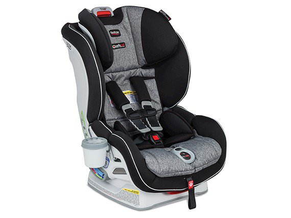 Britax Boulevard ClickTight Convertible Car Seat, Photo via us.britax.com