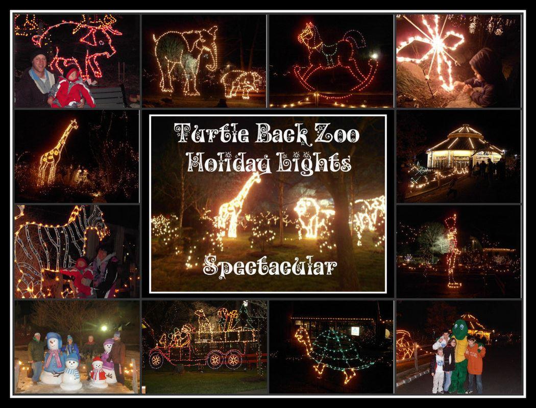 Turtle Back Zoo Christmas Lights 2019.Holiday Lights Spectacular At Turtle Back Zoo Njmom