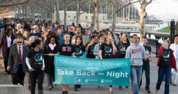 take back the night hoboken