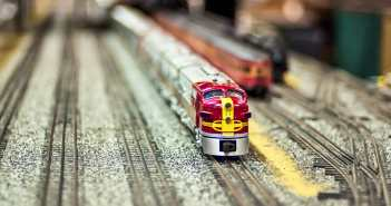 model train nj