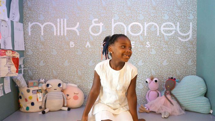 Ariana Horry Milk & Honey Babies