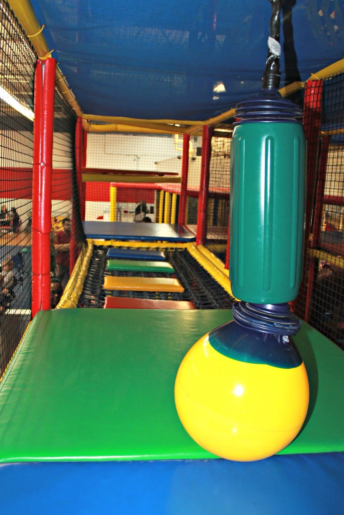 Kidnetic Indoor Playground  Birthday Party Center in