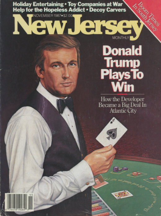 Image result for donald trump's casinos in atlantic city