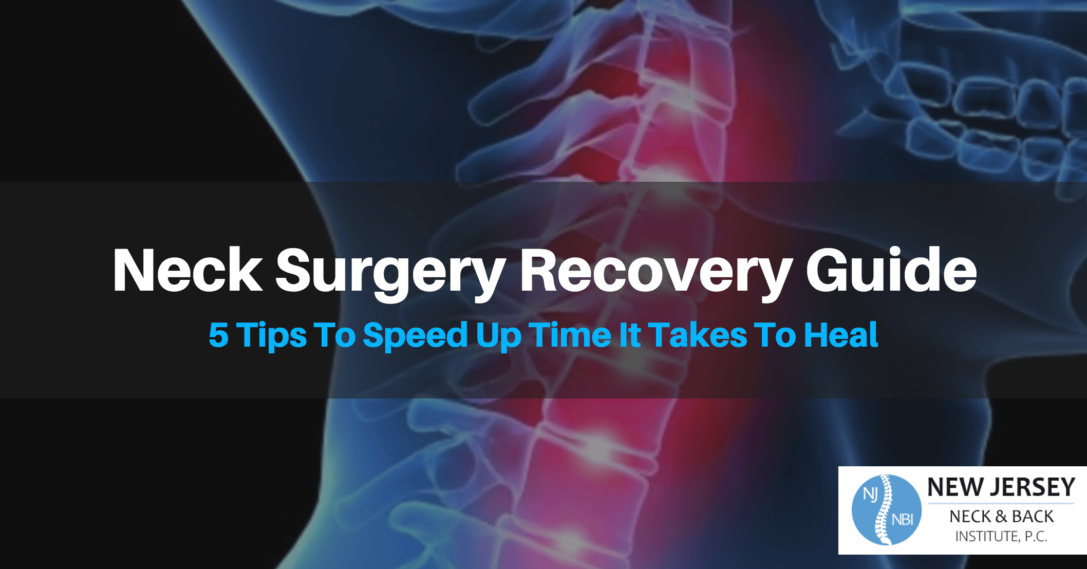 best chair after neck surgery steel transport cervical recovery guide 5 tips to speed up time it takes heal