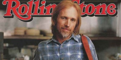 Tom Petty on Rolling Stone Magazine Cover on release of Anthology