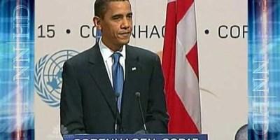 Obama at Copenhagen