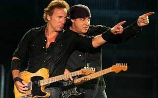 Bruce Springsteen at the Verizon Centre