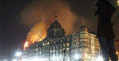Mumbai attack on Taj Mahal Hotel image, Israpundit