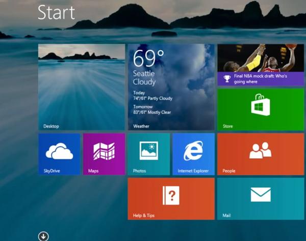 Series  13 Days To Windows 8 1  U2013 Start With The Start