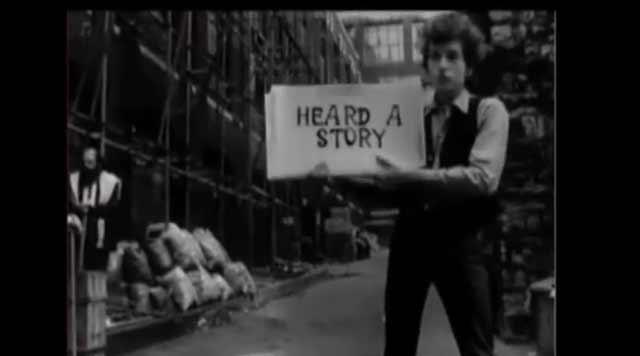 Bob Dylan Subterranean Homesick Blues Mashup – NJN Network