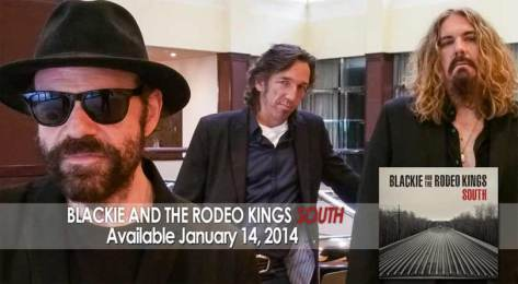 South color colin1 Stream Blackie and The Rodeo Kings New CD photo