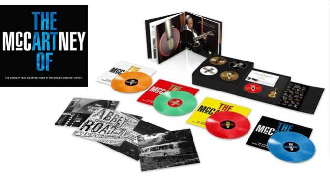 The Art of McCartney Box Set