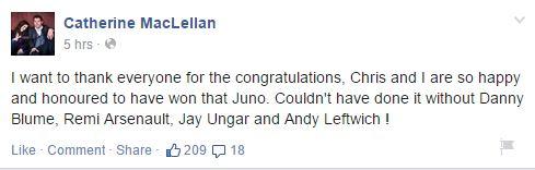 Facebook Juno