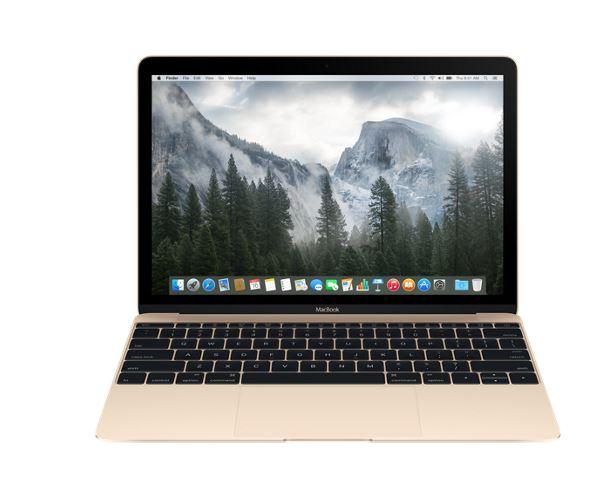Apple MacBook Retina 2015