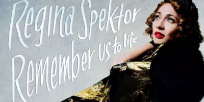 Remember Us To Life by Regina Spektor due September 30th now on pre-order