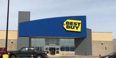 Best Buy can't tell what's in stock(photo Stephen Pate/NJN Network)