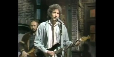 Bob Dylan Saturday Night Live 1979