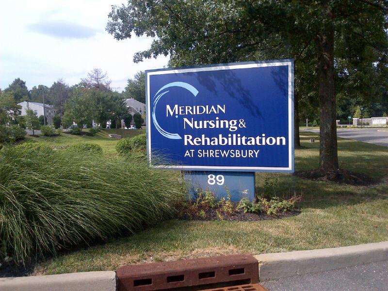 My Visit to Meridian at Shrewsbury Rehabilitation Center