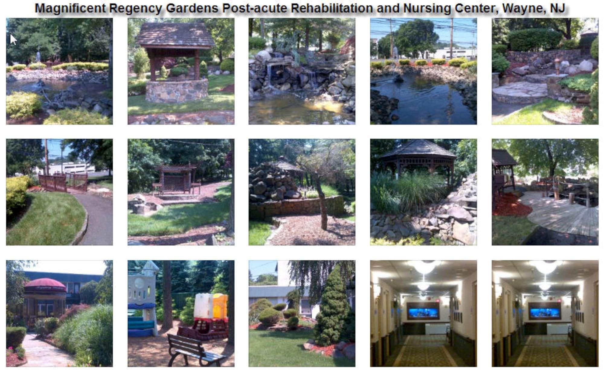 High Quality Regency Gardens Collage