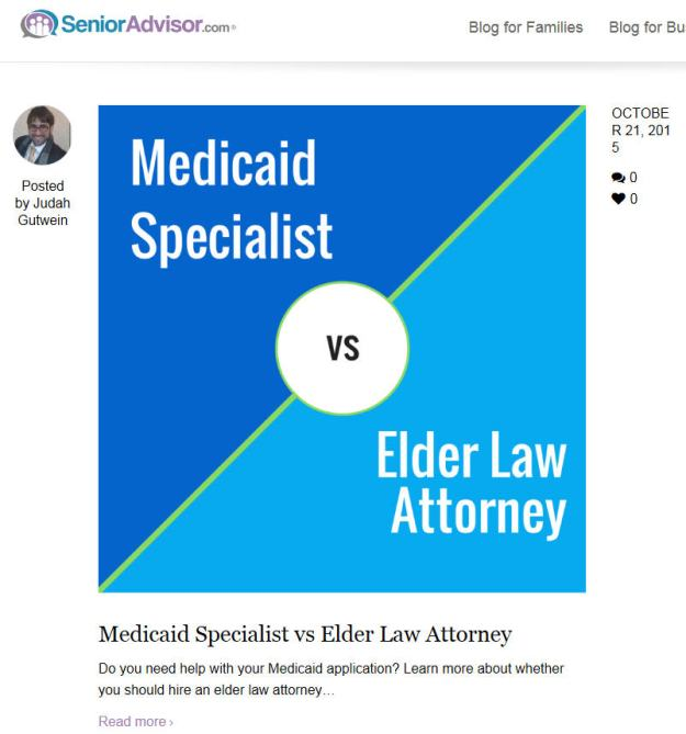 specialist vs lawyer
