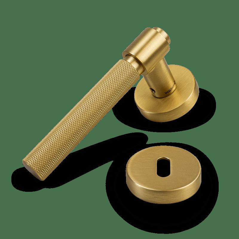 dörrhandtag-helix-200-mässing-beslag-design