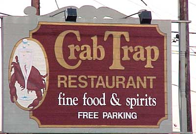 Crab Trap The  New Jersey Shore  The Best Happy Hours
