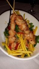 Shrimp app from Ricky's Thai