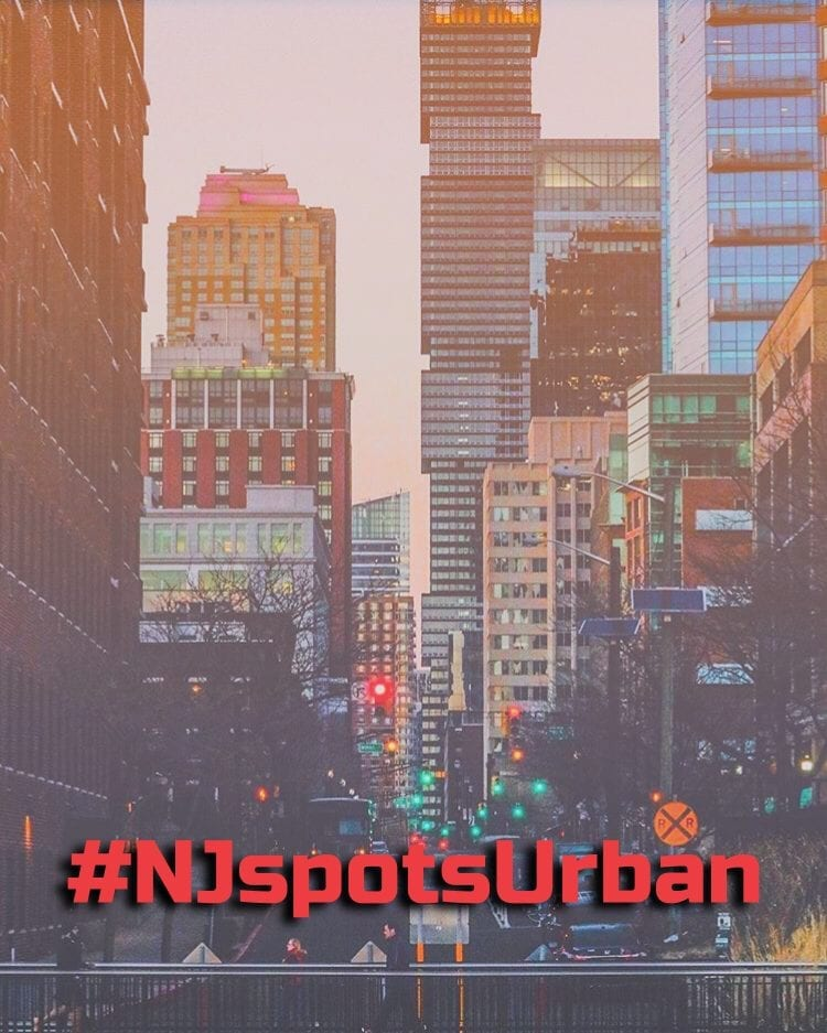 #NJspotsUrban Photo Challenge