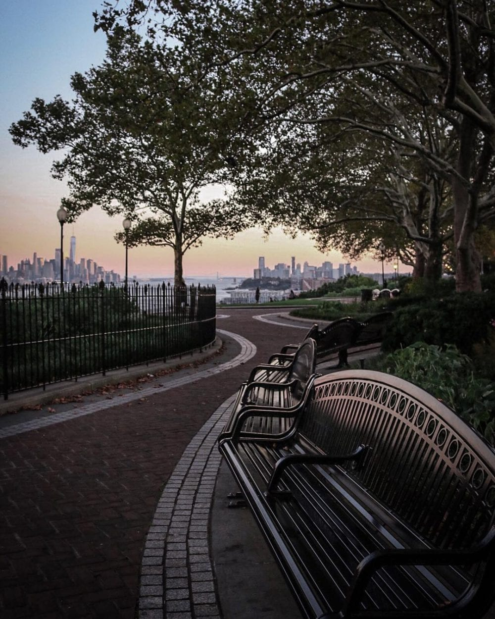 Read more about the article Sunrise Meetup – Jersey City & NYC Skyline