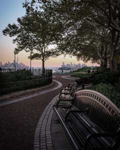 Sunrise Meetup – Jersey City & NYC Skyline
