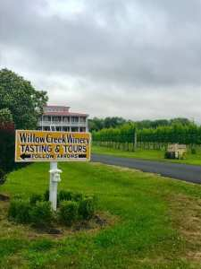 NJspots Takeover: Willow Creek Winery — A Highlight of the Jersey Shore