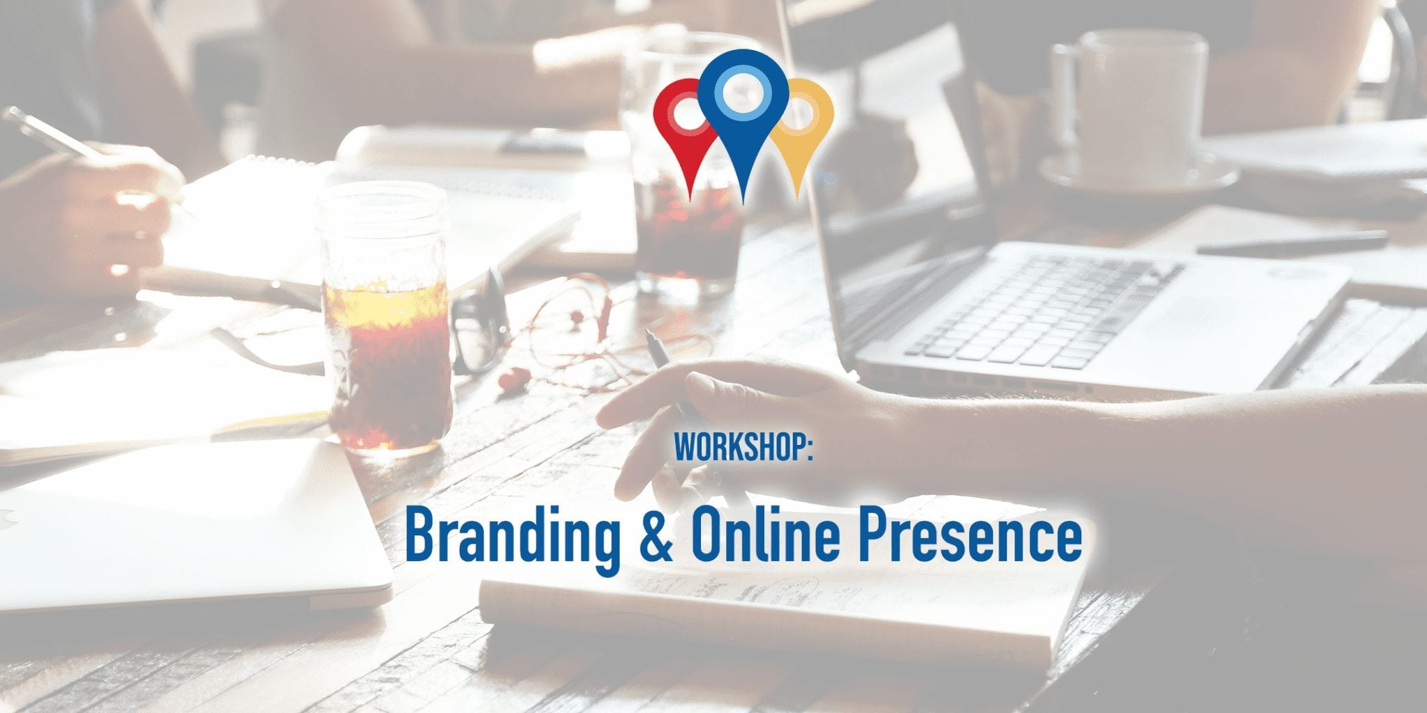 Read more about the article Branding Workshop Wrap-Up!