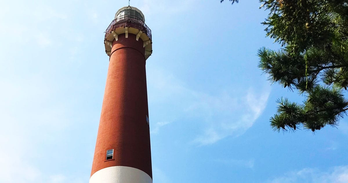 The Most Photographed Lighthouses in New Jersey